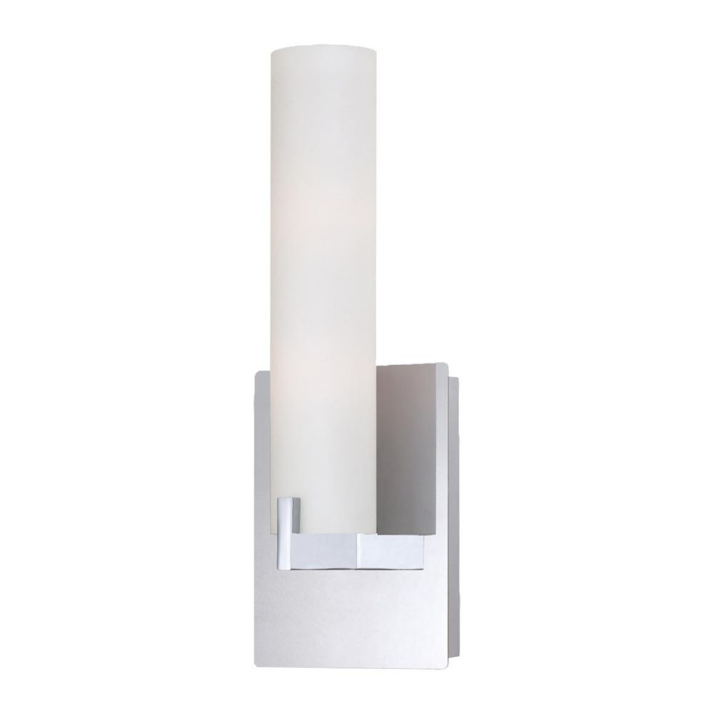 Zuma Collection 2 Light Chrome Wall Sconce