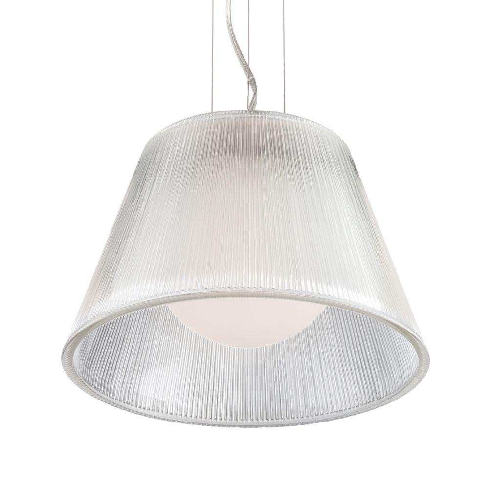 Luminaire Suspendue à 1 Lumière, Collection Ribo
