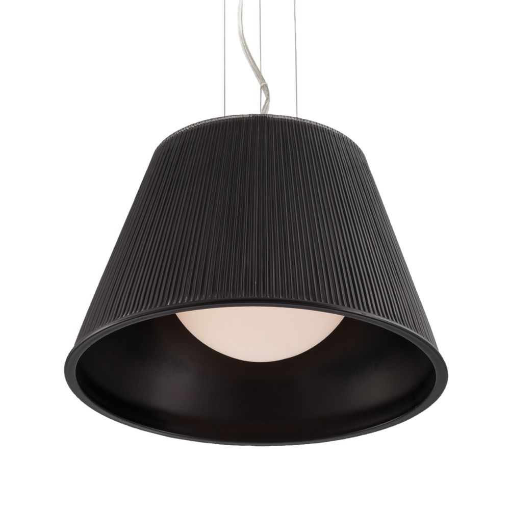 eurofase luminaire suspendue 1 lumi re collection ribo home depot canada. Black Bedroom Furniture Sets. Home Design Ideas