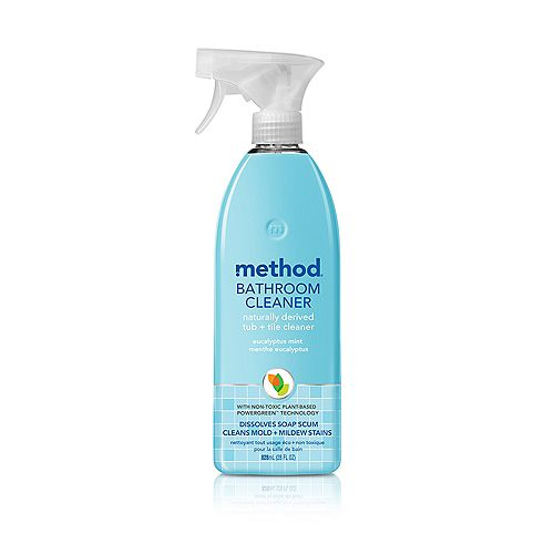 Method 828mL Tub + Tile Cleaner (Eucalyptus Mint)