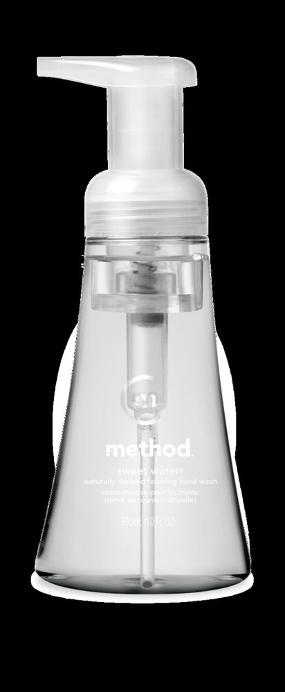 Method savon mousse, l'eau douce 300mL