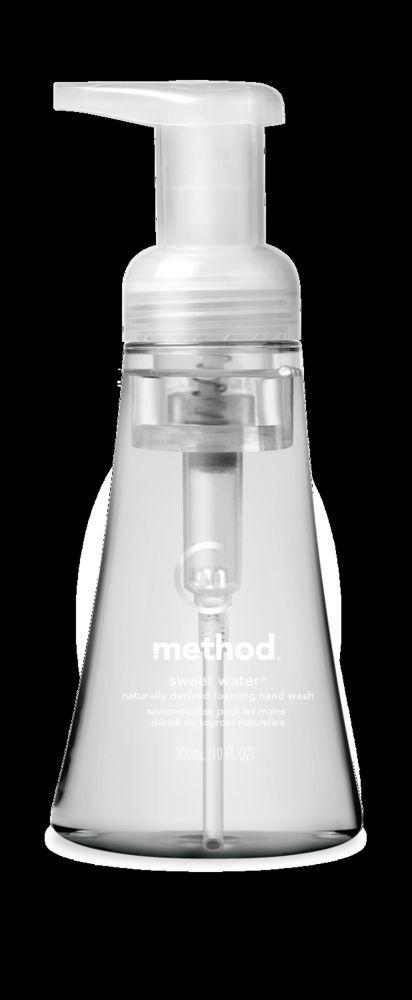 Method savon mousse, l'eau douce 300mL