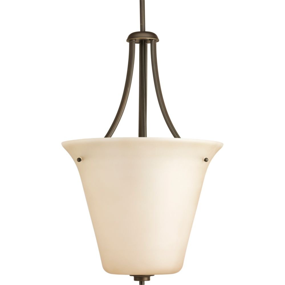 Home Depot Canada Foyer Lighting : Progress lighting joy collection light antique bronze