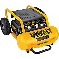 DEWALT 4.5 Gal. Portable Electric Air Compressor