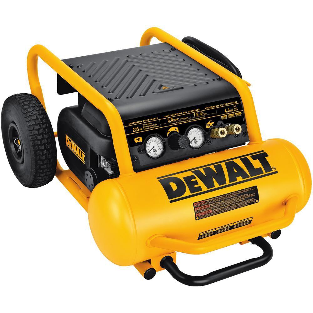 DEWALT 4GA Compressor