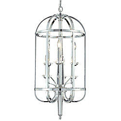 Eurofase Senze Collection 6 Light Lantern