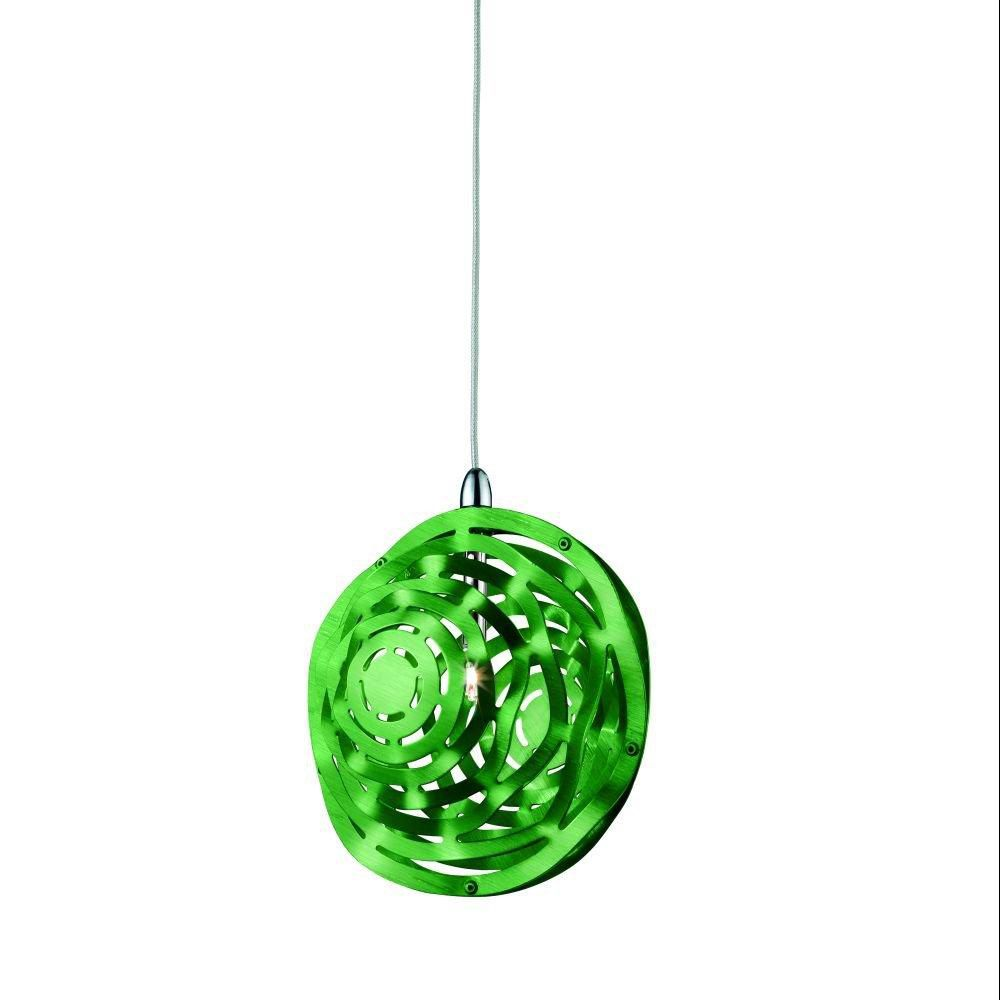 Sereniti Collection 1 Light Green Pendant