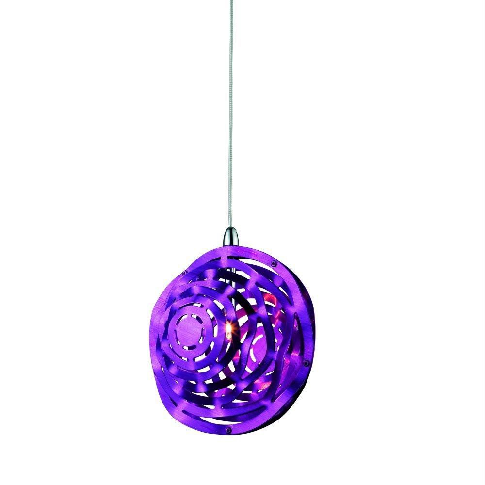Sereniti Collection 1 Light Purple Pendant
