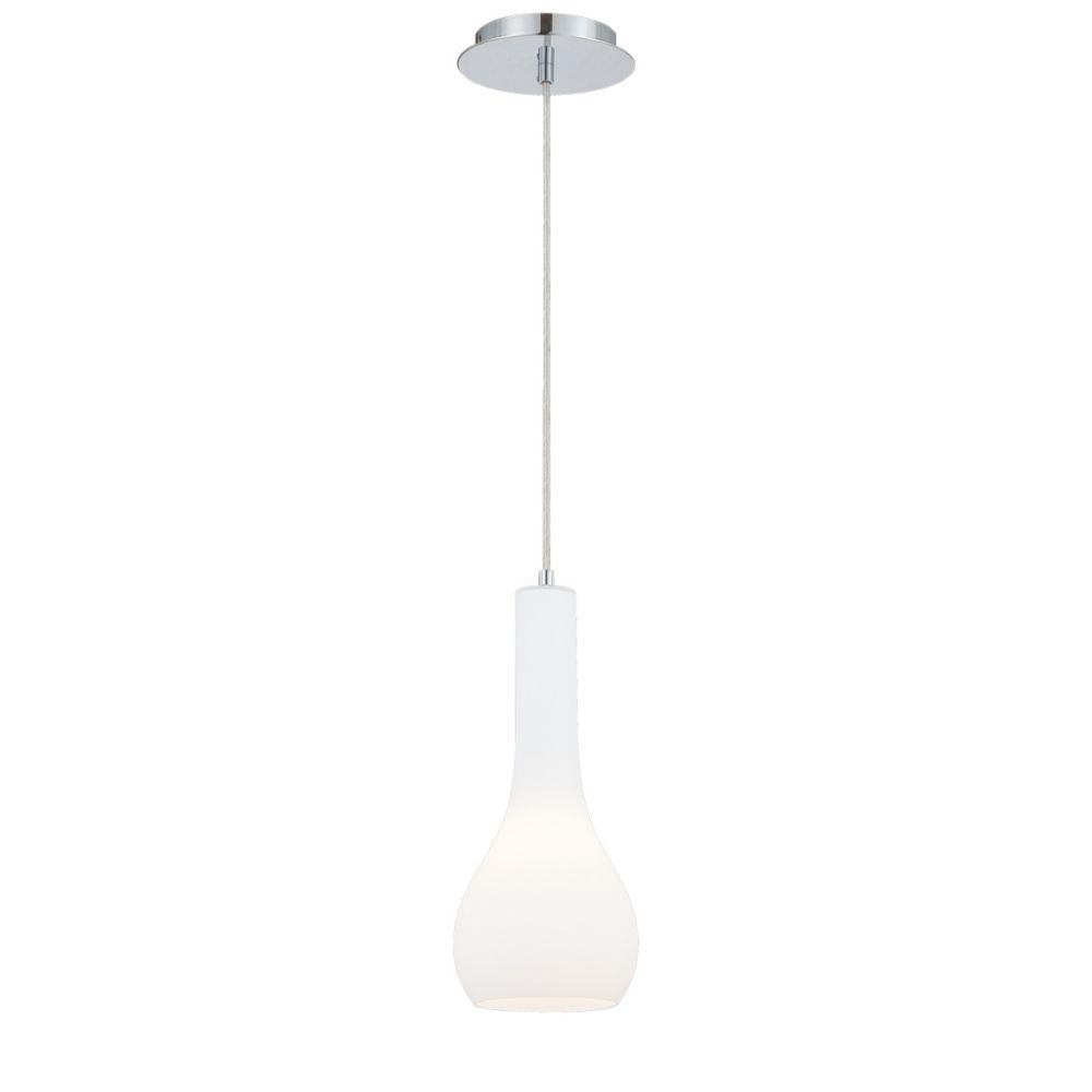Luminaire Suspendue à 1 Lumière, Collection Sirro