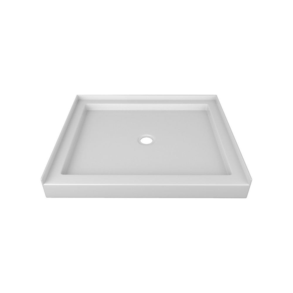 BELIZ inch Single Threshold Shower Base