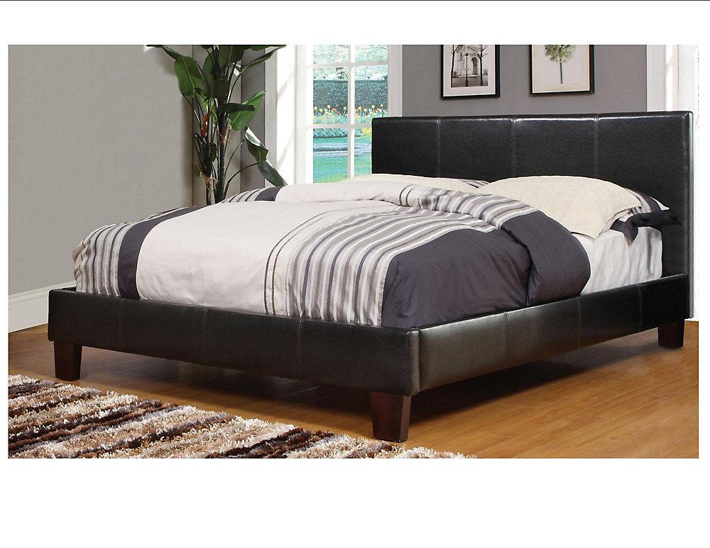 Volt Single Bed - Brown