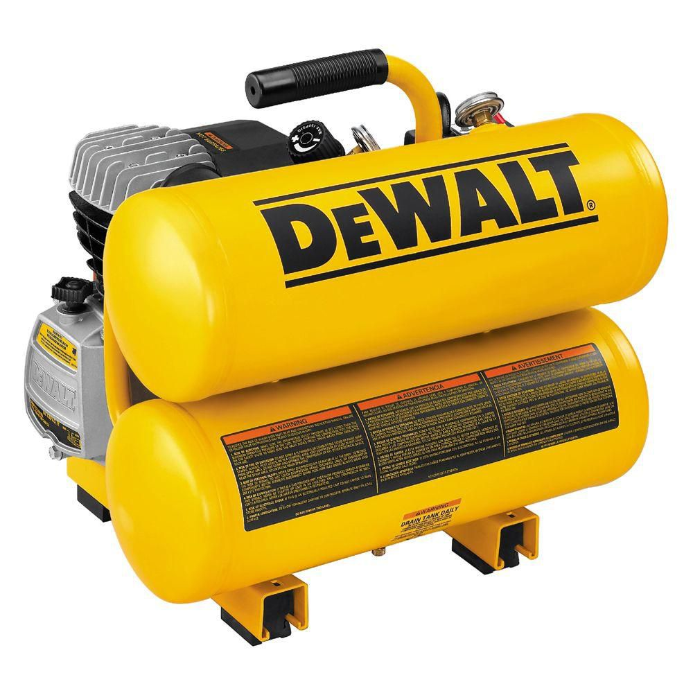 Dewalt Twin Stack Compressor