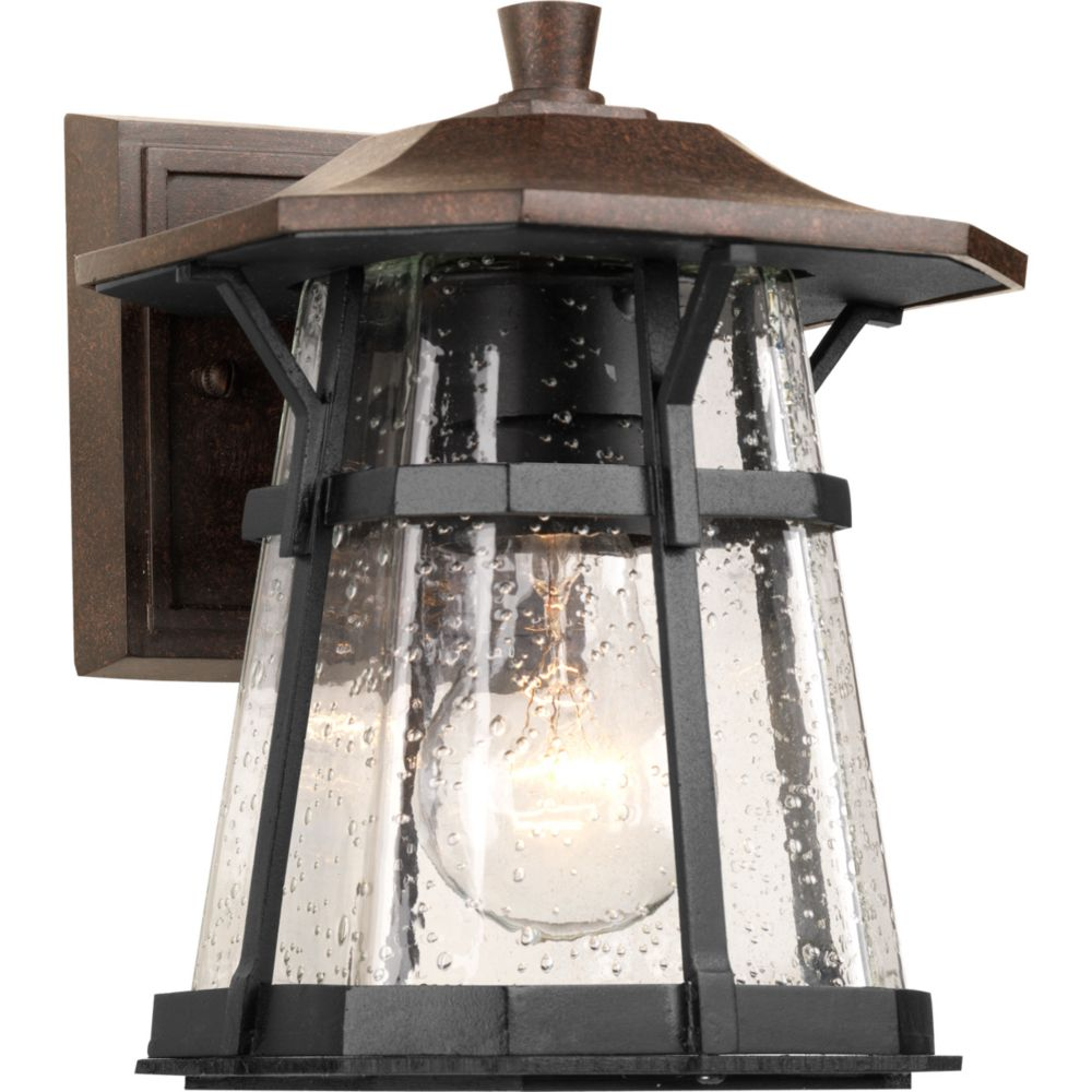 Derby Collection 1-light Espresso Wall Lantern
