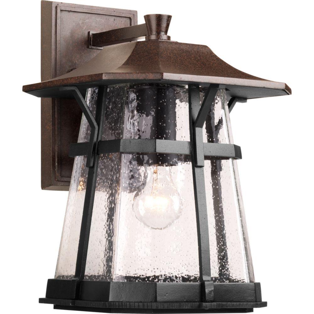 Derby Collection 1-light Espresso Wall Lantern