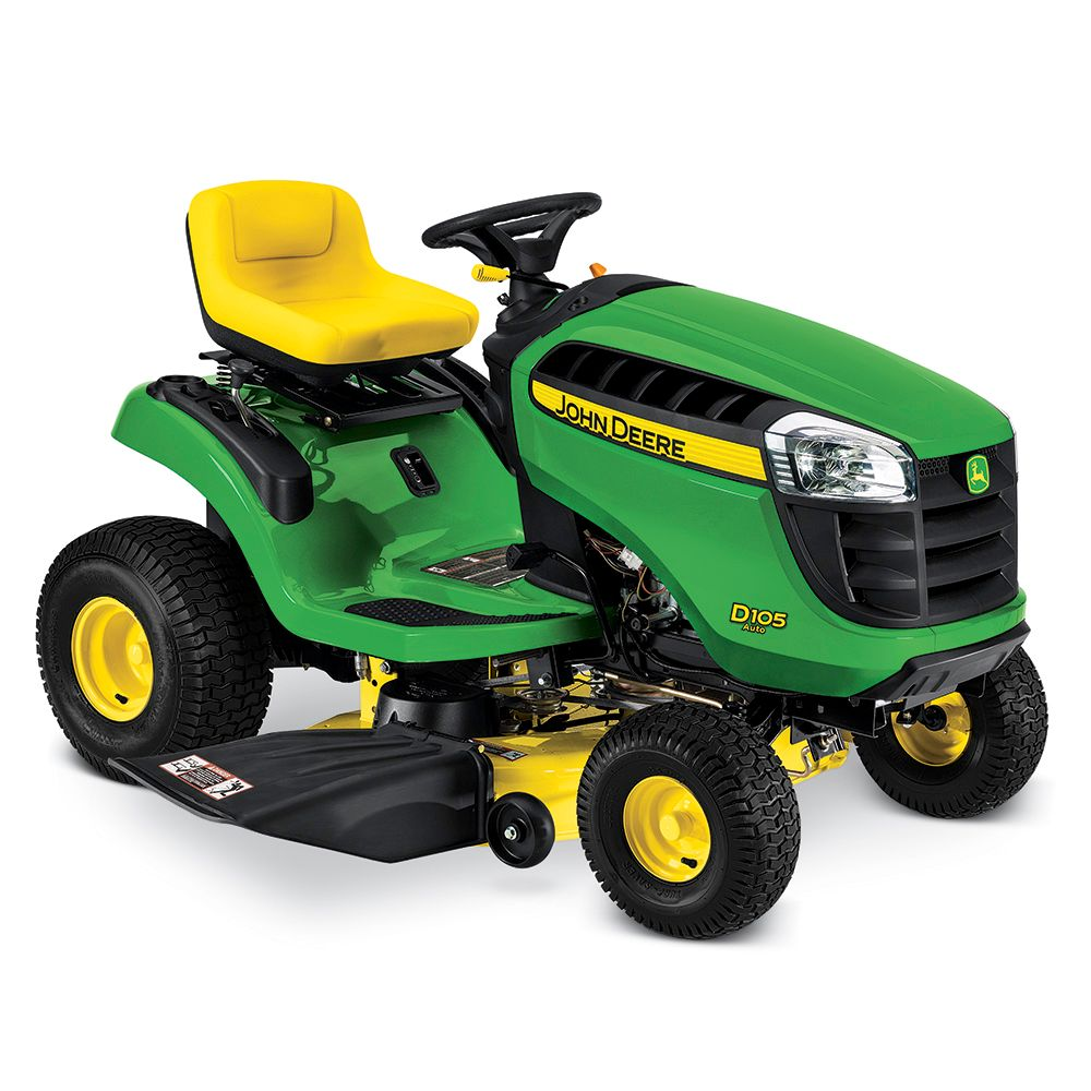 D105 42-inch 17.5-HP Automatic Front-Engine Riding Mower