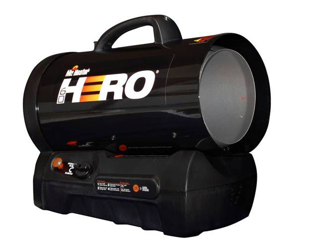 MH60CLP Hero (Air de force de propane) - 30,000 à 60,000 BTU/Hr.