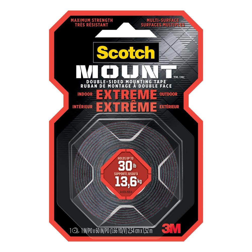 Scotch Extreme Mounting Tape