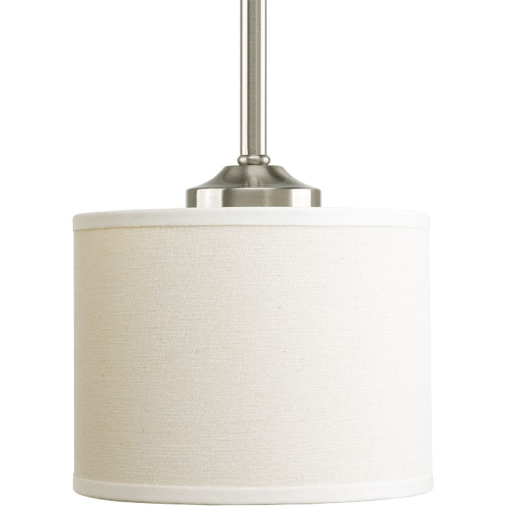 Progress Lighting Inspire Collection Brushed Nickel 1