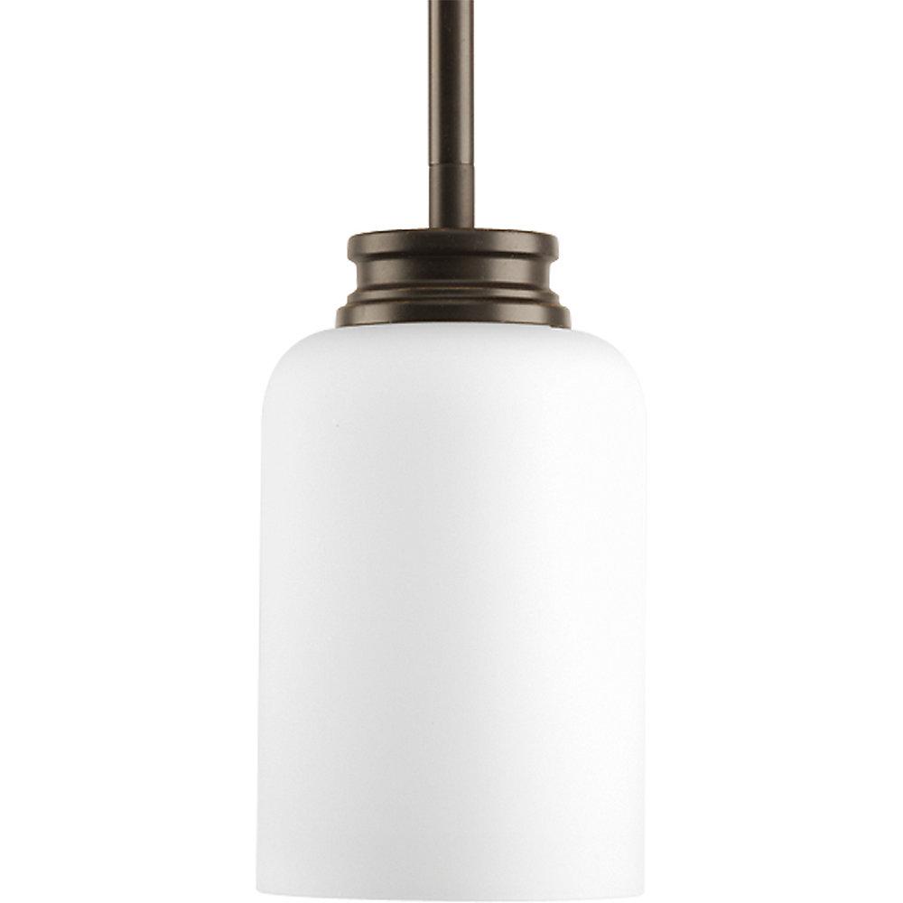 Orbit Collection Antique Bronze 1-light Mini-Pendant