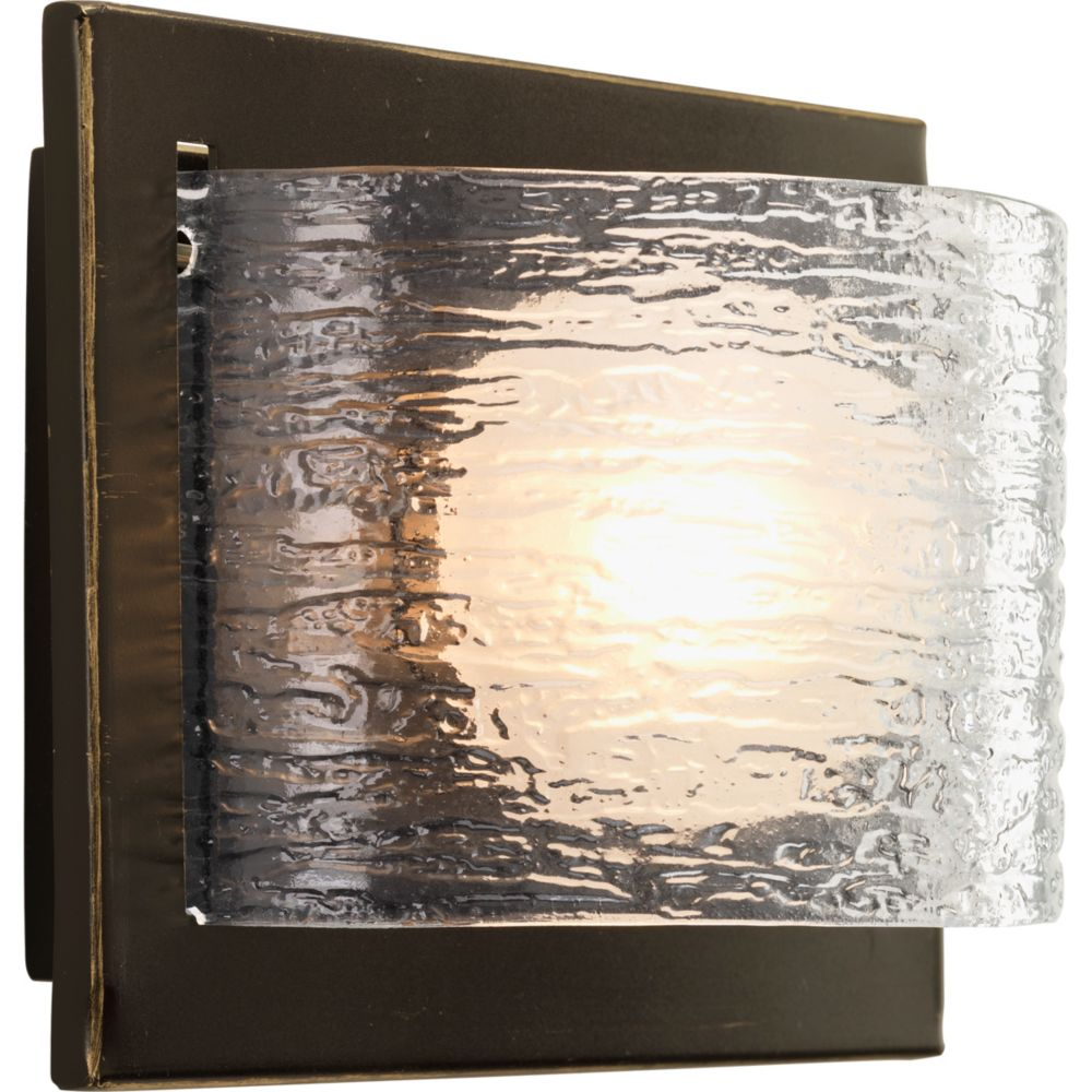 Reign Collection 1-light Antique Bronze Bath Light
