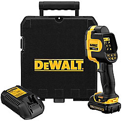 DEWALT 12V MAX Lithium-Ion Cordless Imaging Thermometer Kit
