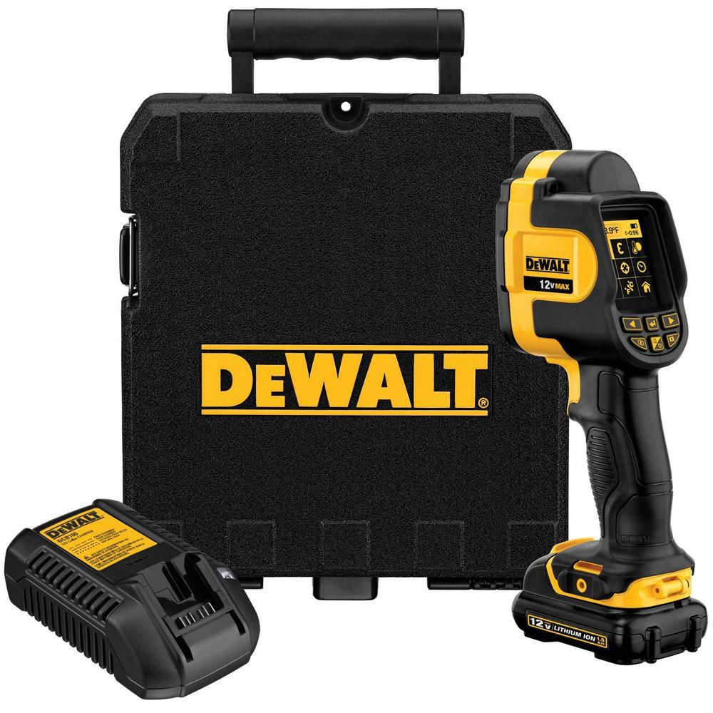 DEWALT 12V MAX Thermal Imaging Camera