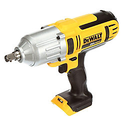 DEWALT 20V MAX Lithium-Ion Cordless 1/2-inch High Torque Impact Wrench with Detent Pin (Tool-Only)