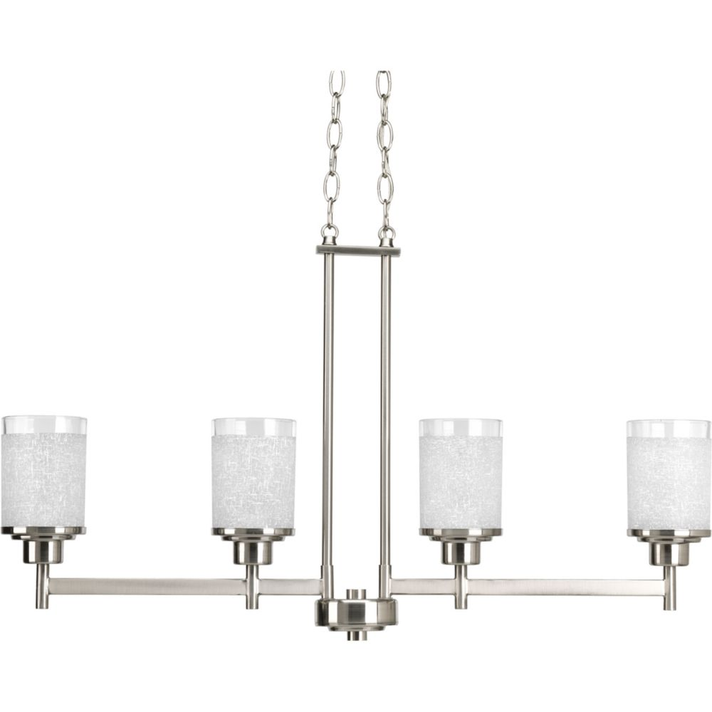 htm light nickel chandelier soft x with chandeliers white glass h brushed w shades m
