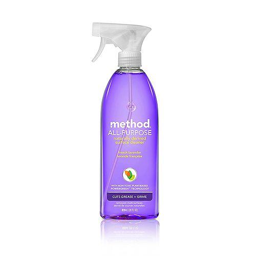 Method 828mL APC Spray (French Lavender)