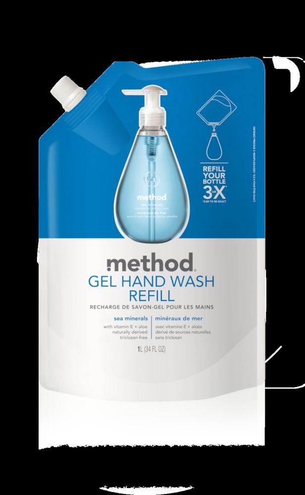 Gel Hand Wash Refill Sea Minerals 1L