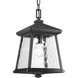 Progress Lighting Mac Collection 1-light Black Hanging Lantern
