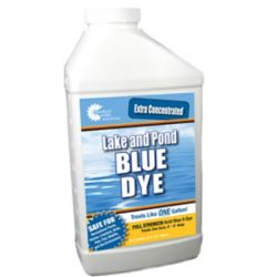 Outdoor Water Solutions Blue Super Concentrate Lake and Pond Dye