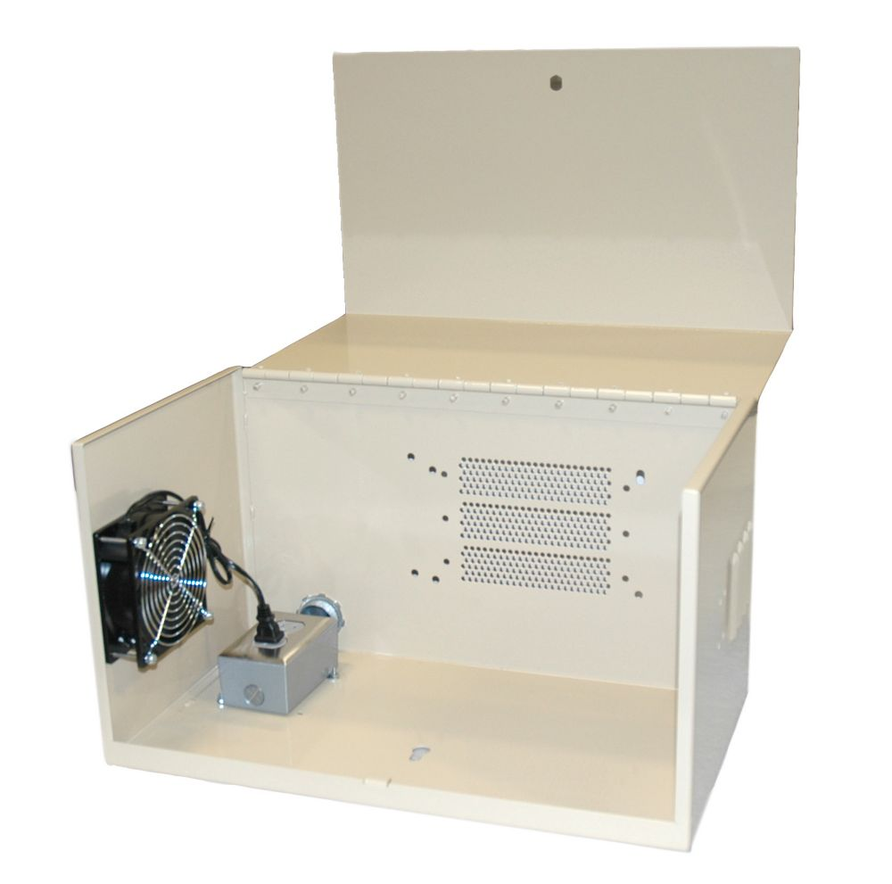 Electric Aerator Steel Cabinet