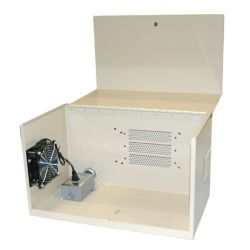 Outdoor Water Solutions Electric Aerator Steel Cabinet