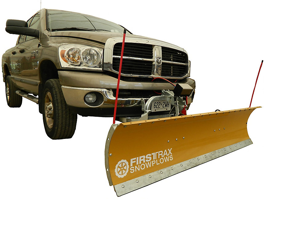 Personal Snowplow, 80 inch