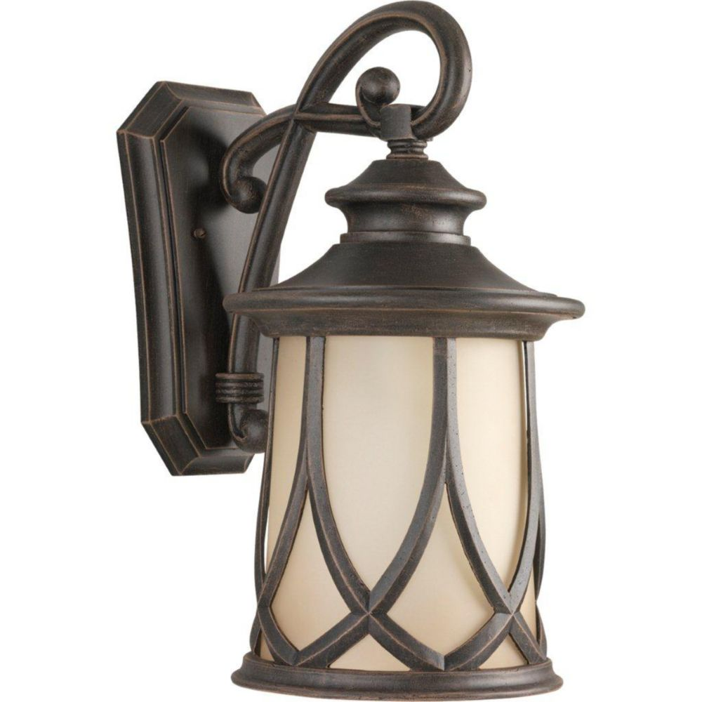 Resort Collection Aged Copper 1-light Wall Lantern