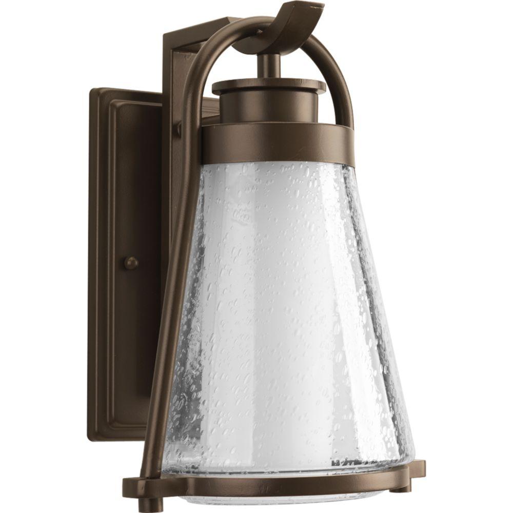 Regatta Collection Antique Bronze 1-light Wall Lantern