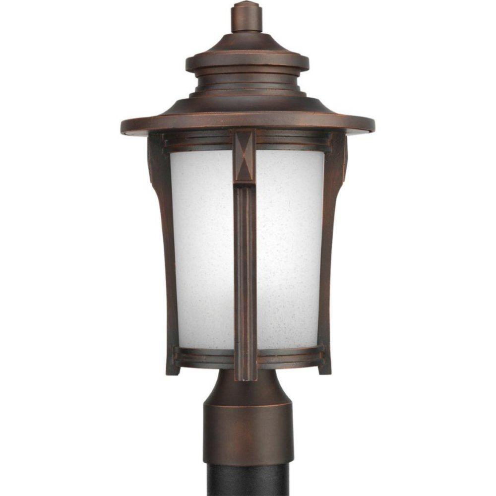 Pedigree Collection Autumn Haze 1-light Post Lantern