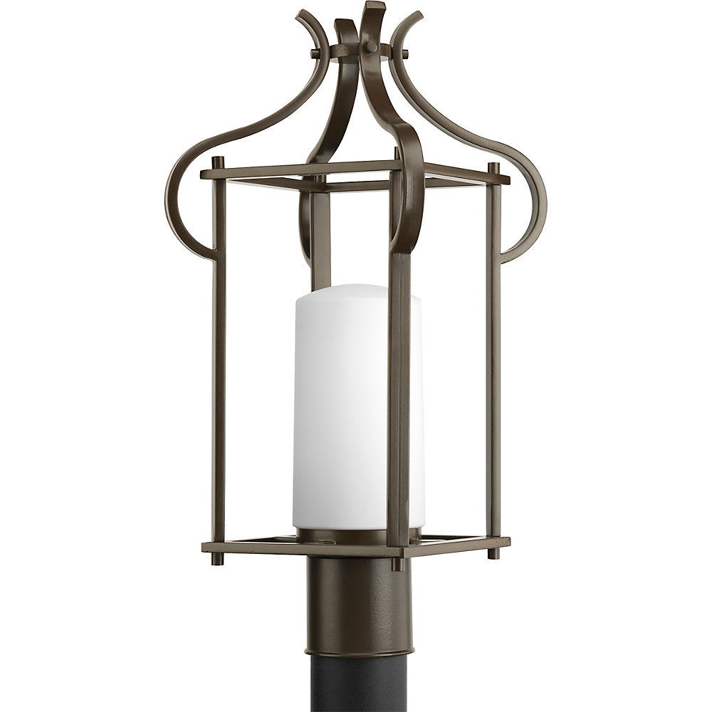 Imperial Collection Antique Bronze 1-light Post Lantern