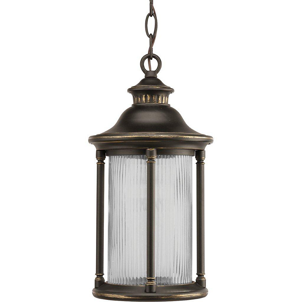 Reside Collection Oil Rubbed Bronze 1-light Hanging Lantern