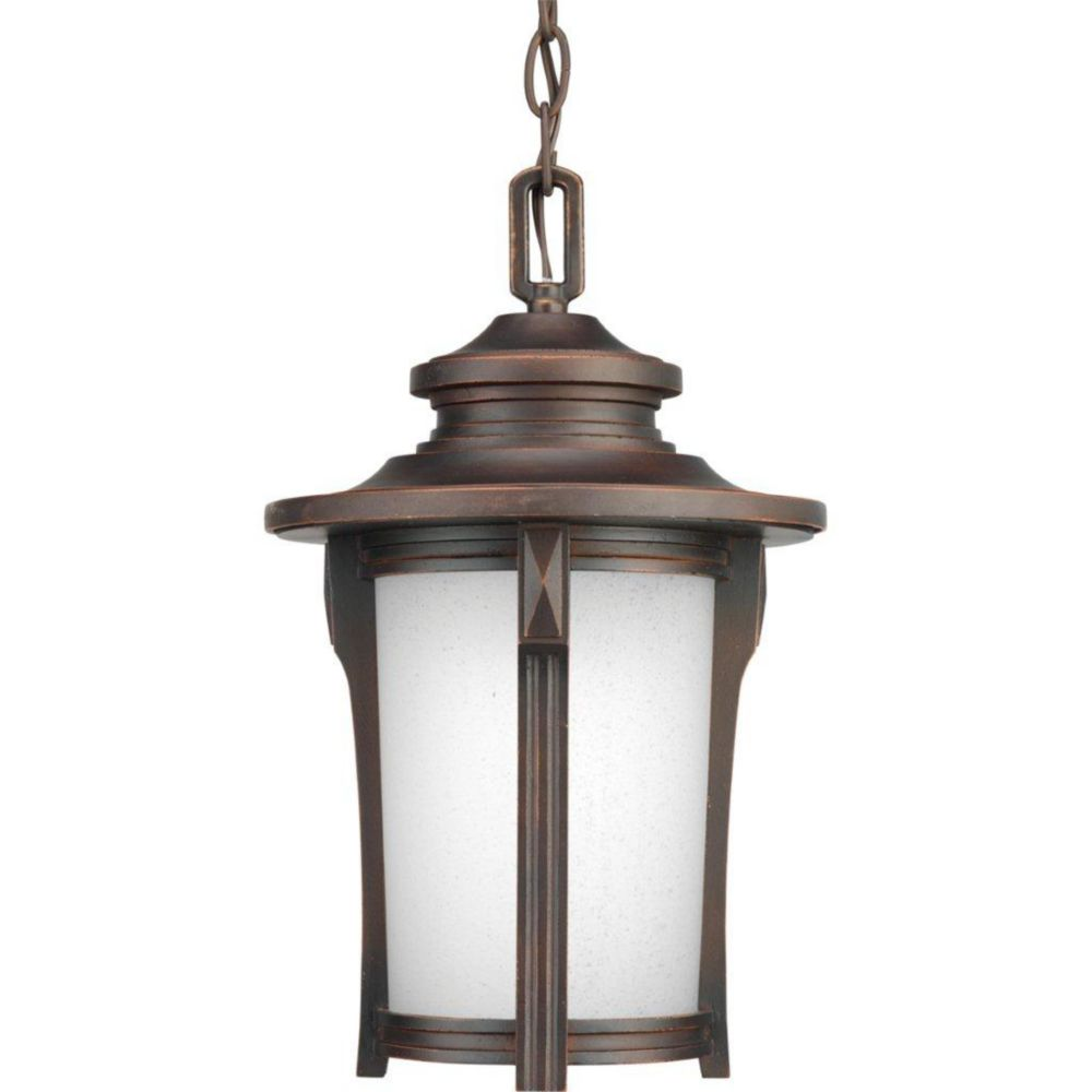 Pedigree Collection Autumn Haze 1-light Hanging Lantern