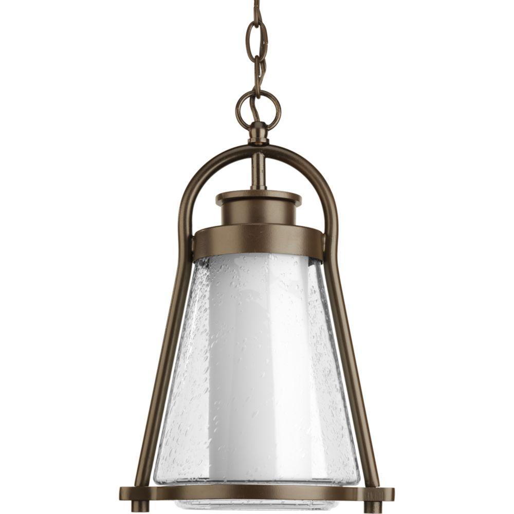 Regatta Collection Antique Bronze 1-light Hanging Lantern