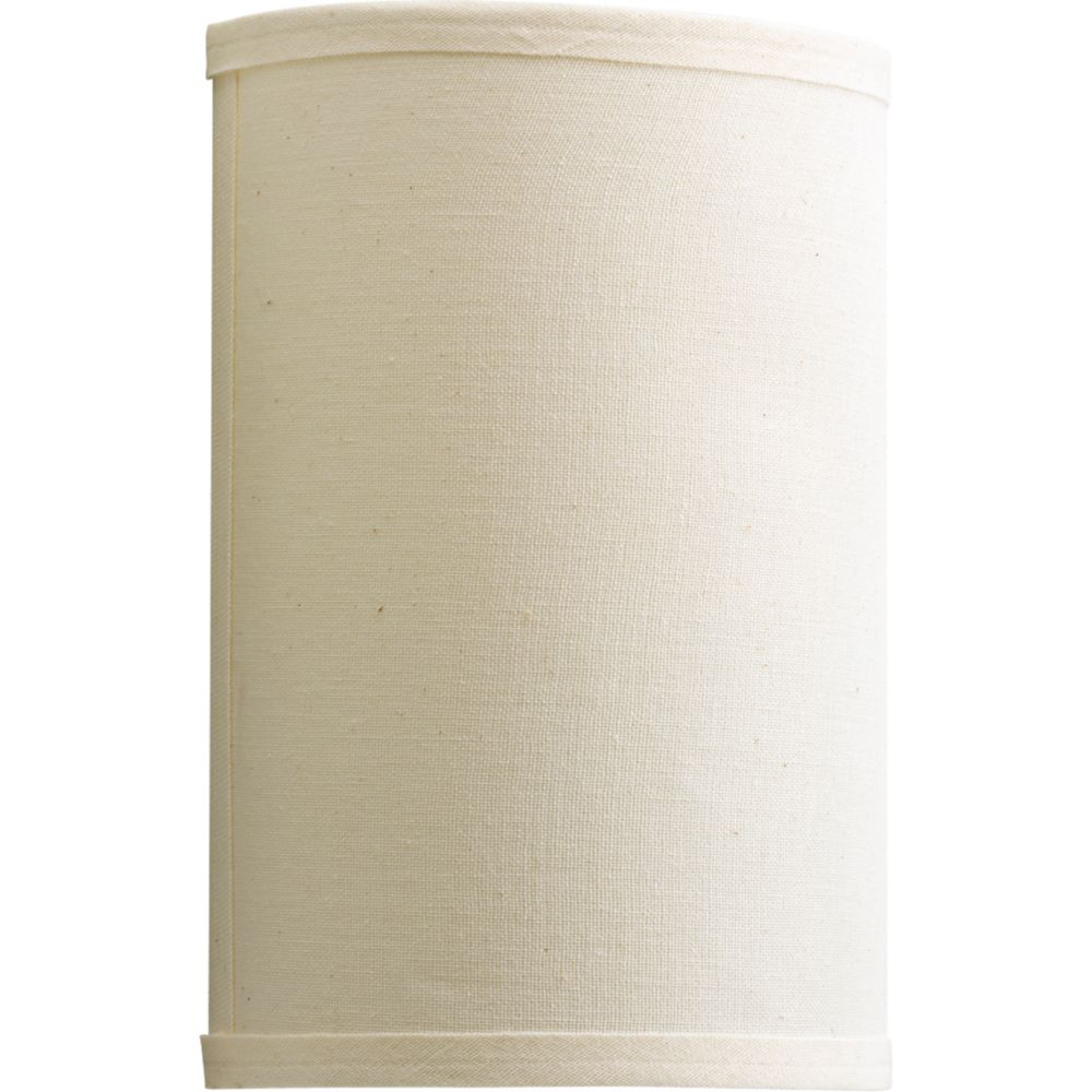 Inspire Collection White 1-light Wall Sconce