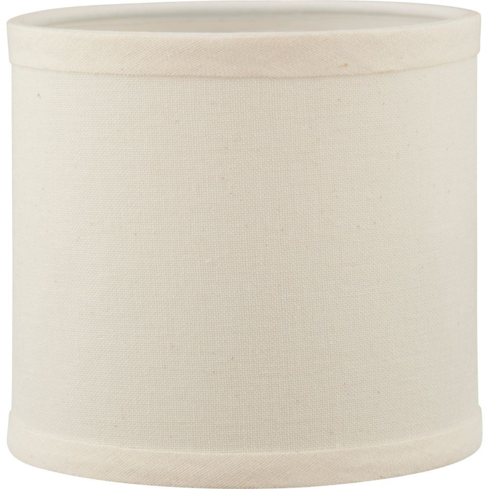 Inspire Collection Beige Linen Accessory Shade