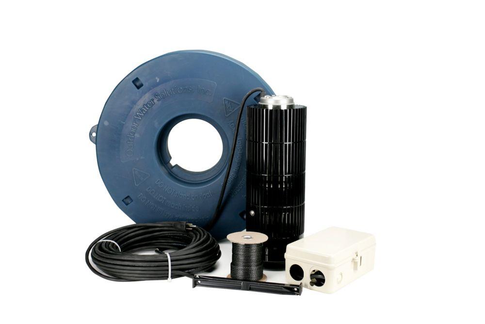 Fountain Kit, 100 Foot Power Cord