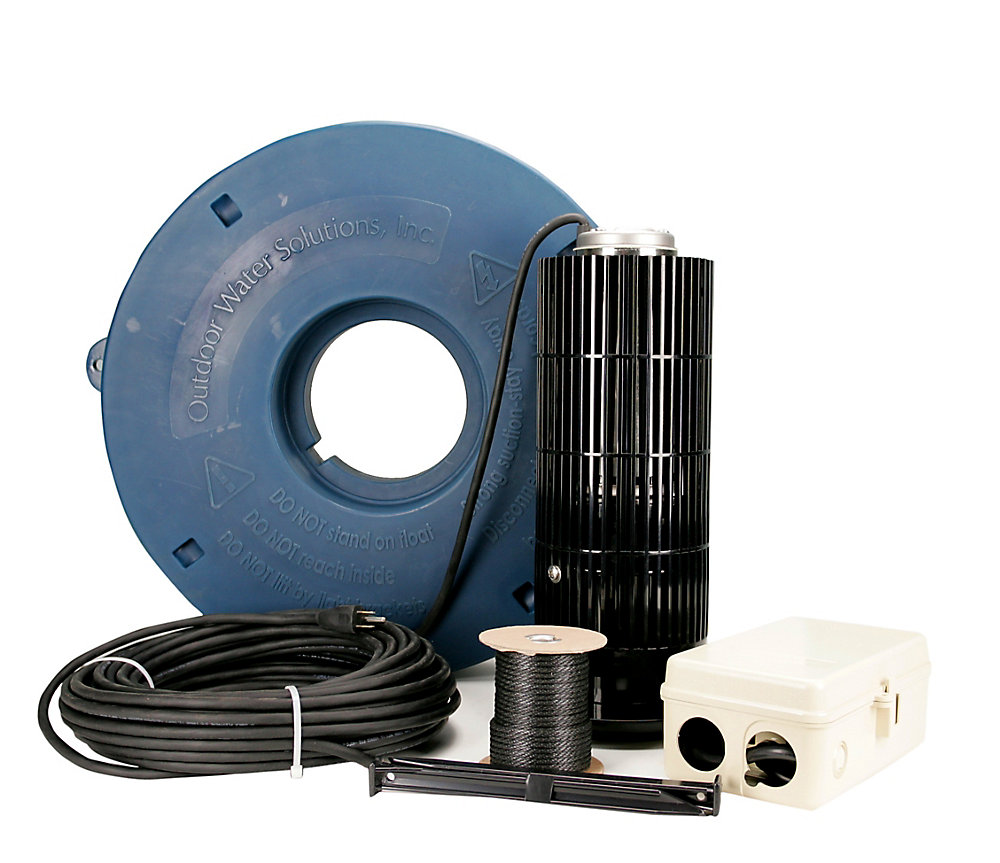 Fountain Kit with 175 ft. Power Cord