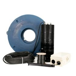 Outdoor Water Solutions Fountain Kit with 175 ft. Power Cord