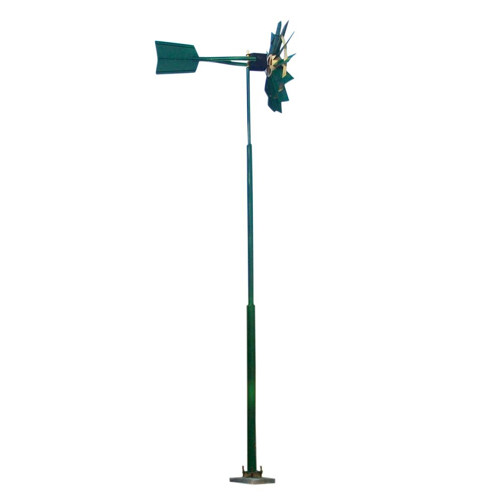 2 Color Deluxe Telescopic Windmill - 25 Foot