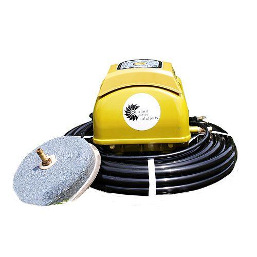 Outdoor Water Solutions Unité daération électrique aermaster ld 1,5
