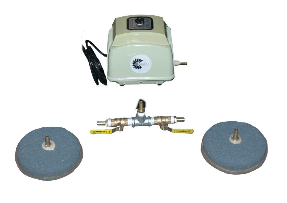 Unité daération électrique aermaster ld 4,0
